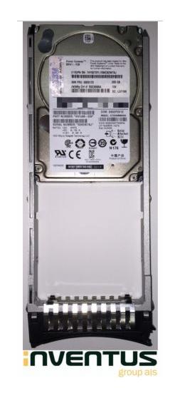IBM 600GB 15,000 rpm 3.5-inch 6Gb SAS HDD – (44W2244 / 44W2245 / 44W2248)